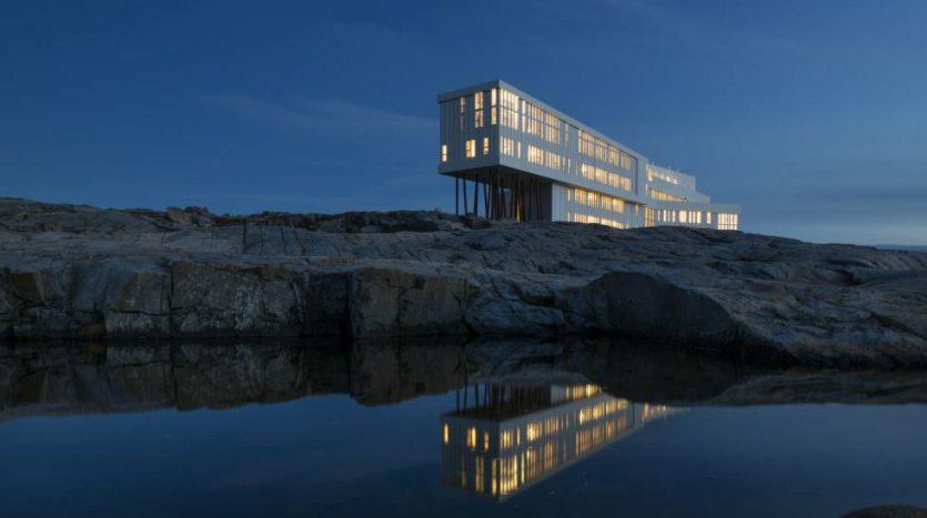 Hotel - Fogo Island Inn (Canada)