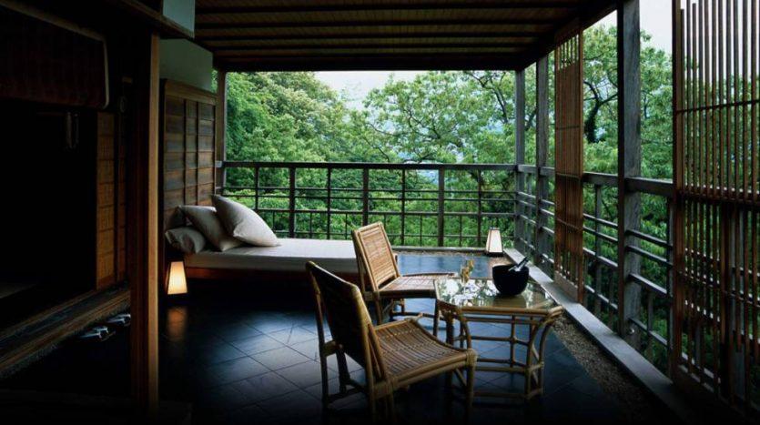 Hotel Gora-Kadan (Japon)
